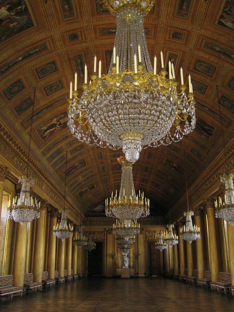 Palais royal de Compiègne